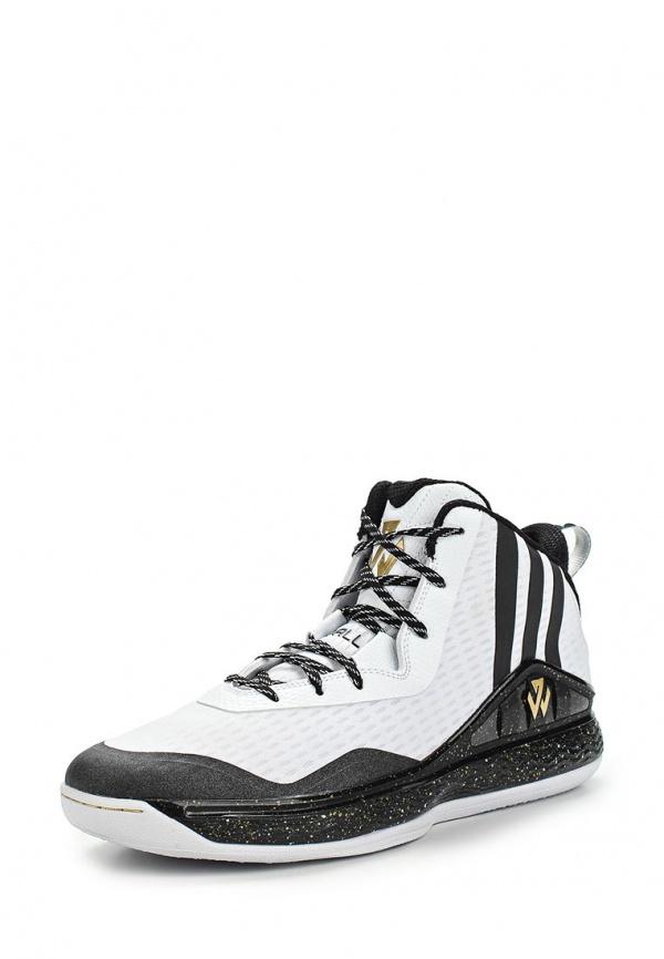 Кроссовки adidas Performance S84020 белые, чёрные