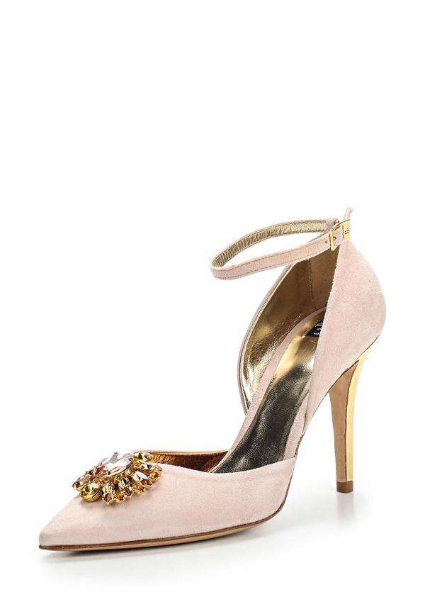 Туфли Roberto Botticelli BX17671 розовые