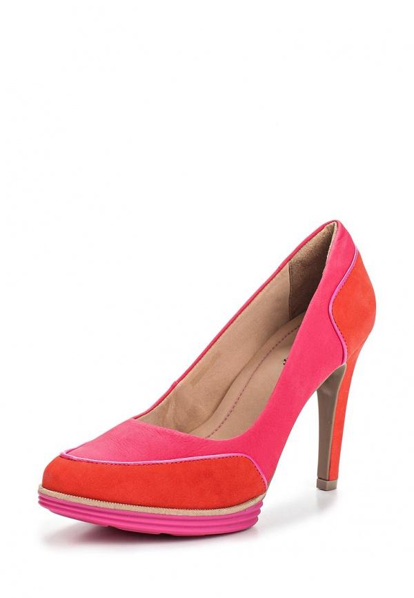 Туфли Elche 1RM-13-23203-2 красные