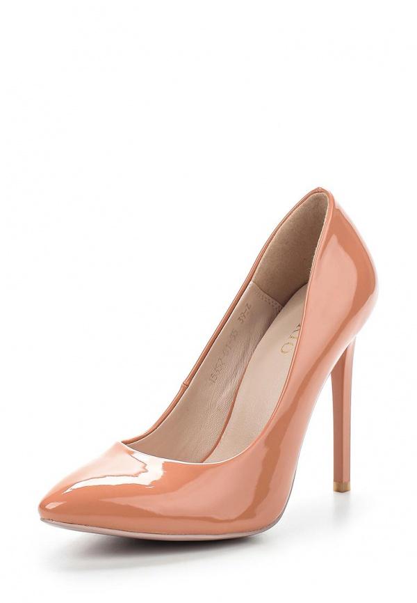 Туфли Inario 15352-01-55 бежевые