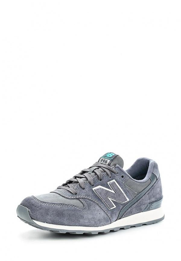 Кроссовки New Balance WR996EB серые