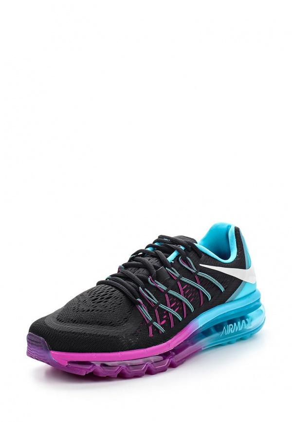 Кроссовки Nike 698903-004 чёрные