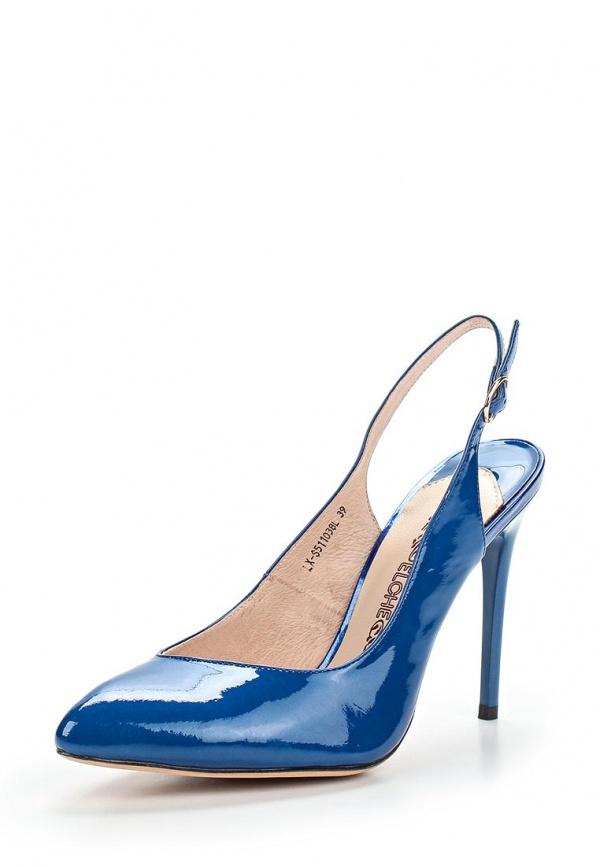 Босоножки Elche LX-S511038L синие