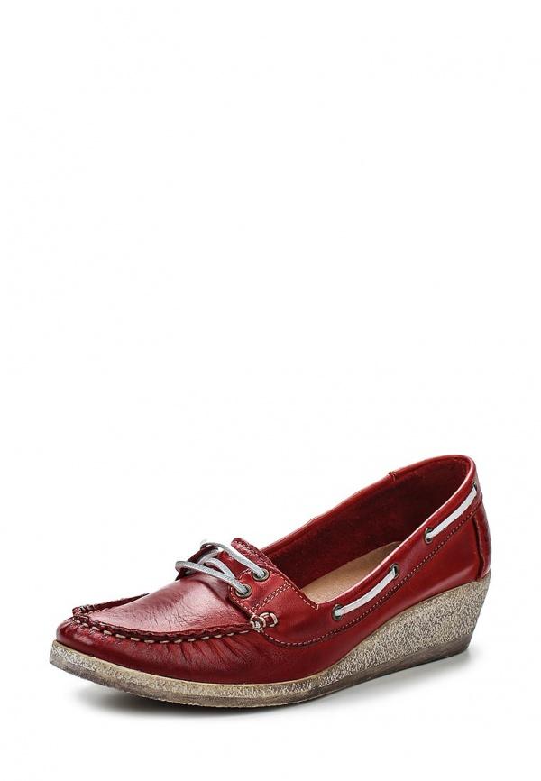 Туфли Francesco Donni P416 PT0IB-F52-03C07 красные