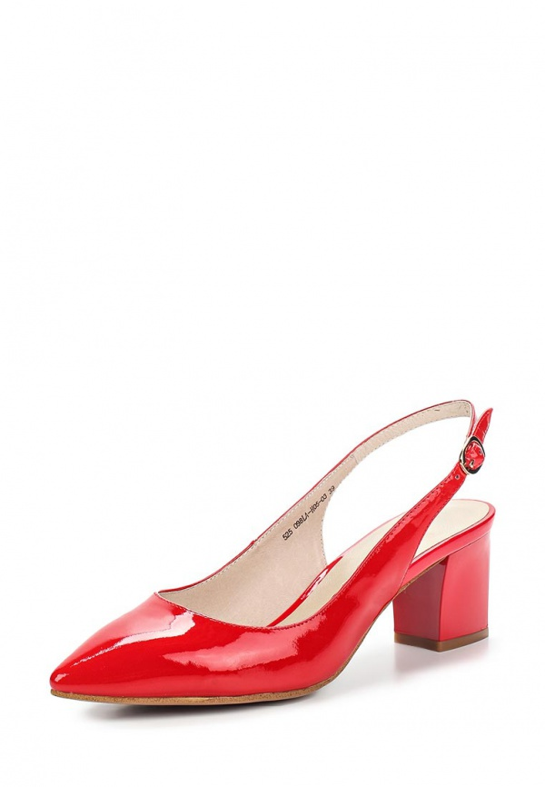 Туфли Francesco Donni P525 098LA-H05-03C07 красные