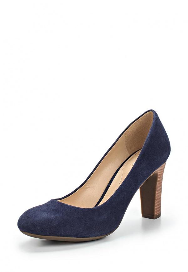 Туфли Geox D5298A синие