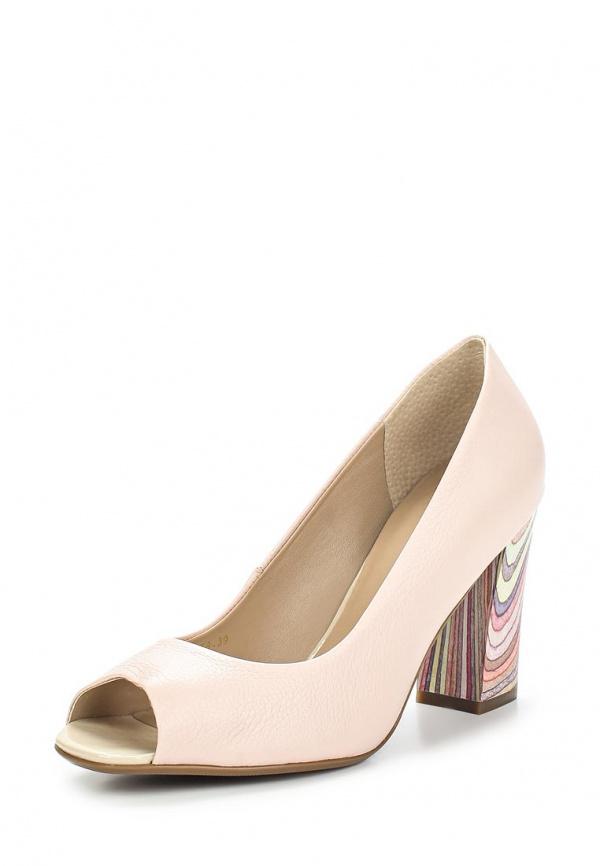 Туфли Indiana 4811-151-179 розовые