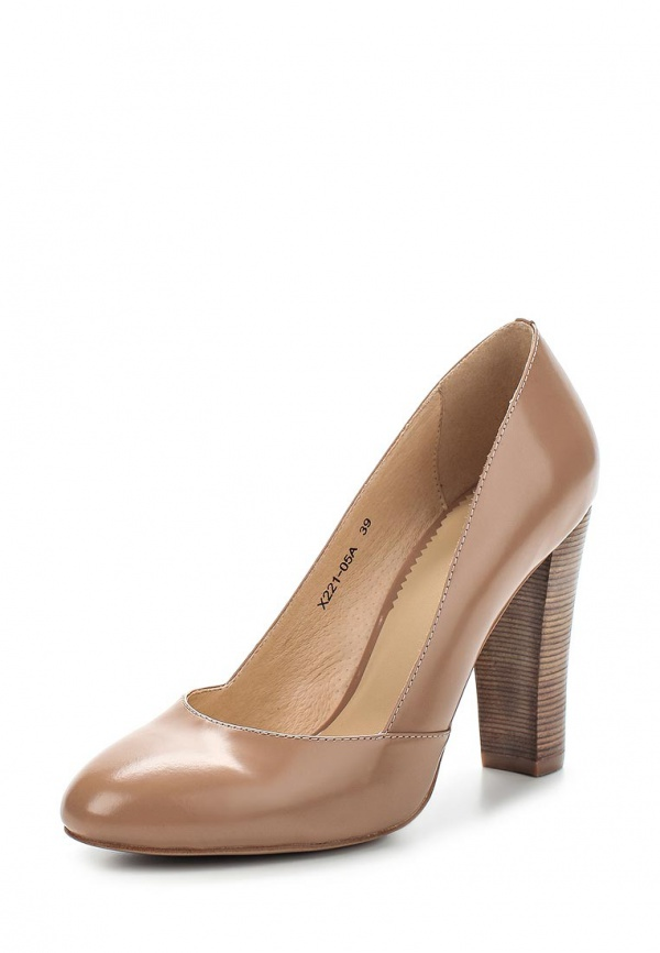 Туфли Lisette X221-05A бежевые