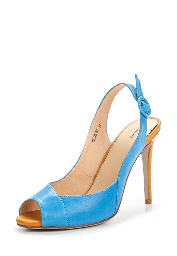 Босоножки Lisette CZL145-5B синие