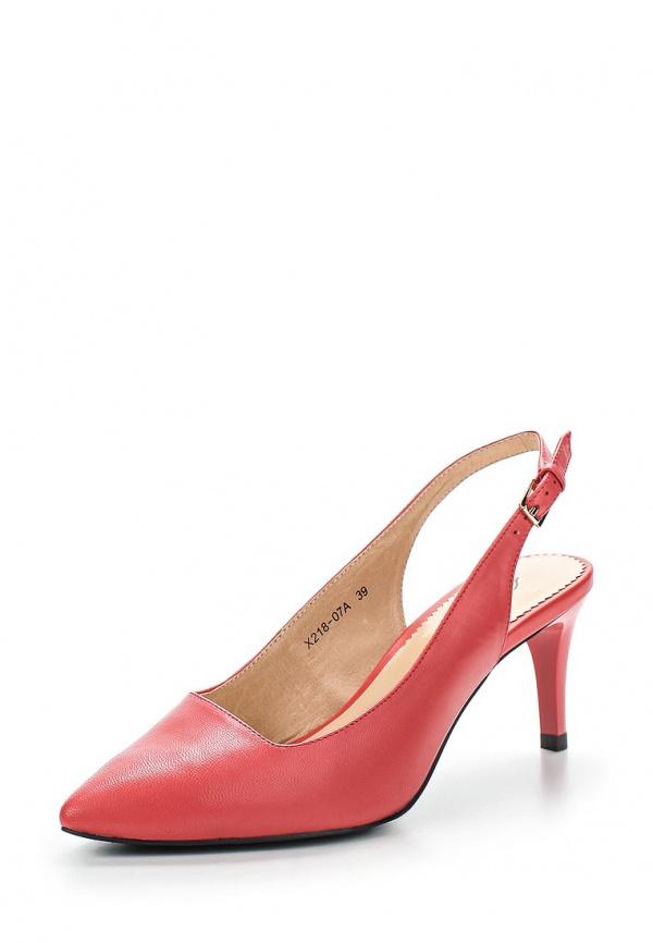 Босоножки Lisette X218-07A красные