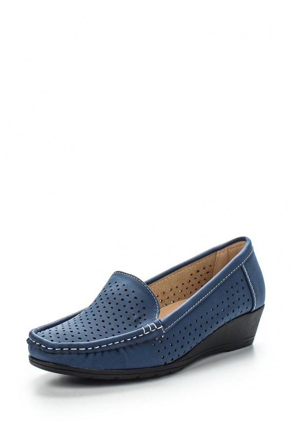 Туфли Max Shoes 555-45 синие