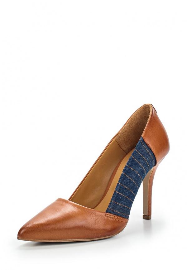 Туфли SALSA 112551 коричневые