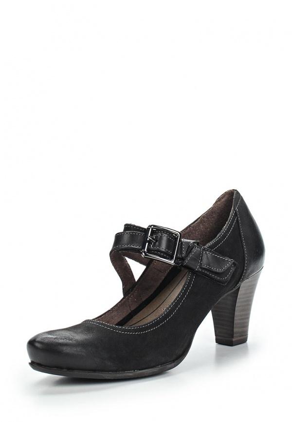 Туфли Tamaris 1-1-24402-24-007 чёрные