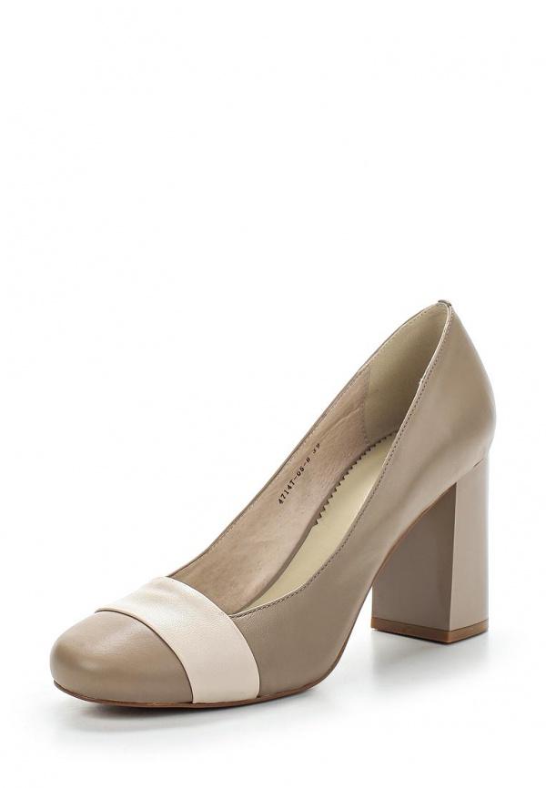 Туфли Lisette 4714T-05-B бежевые