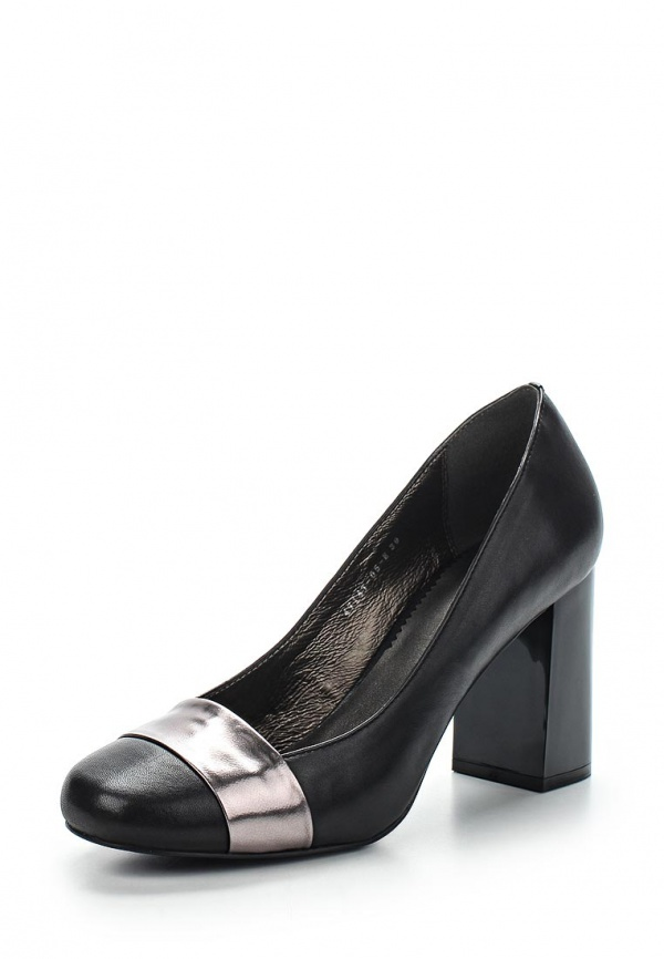 Туфли Lisette 4714T-05-E чёрные