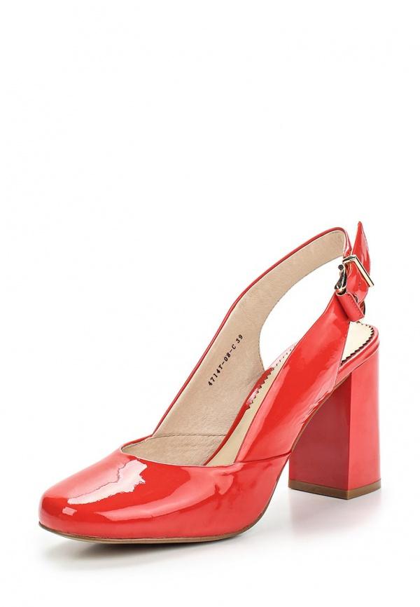 Балетки Lisette 4714T-08-C красные