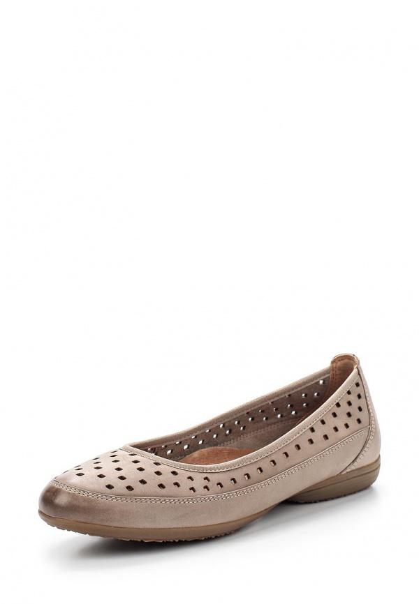 Балетки Tamaris 1-1-22115-24-324 коричневые