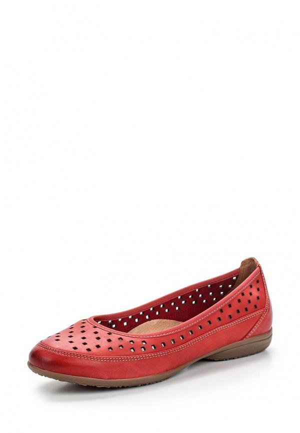 Балетки Tamaris 1-1-22115-24-533 красные