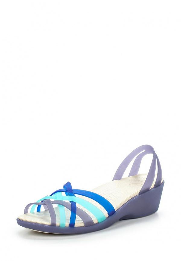Босоножки Crocs 14384-4CX синие