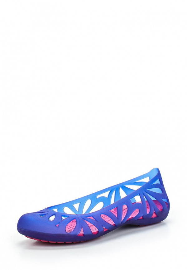 Балетки Crocs 14936-4AU фиолетовые