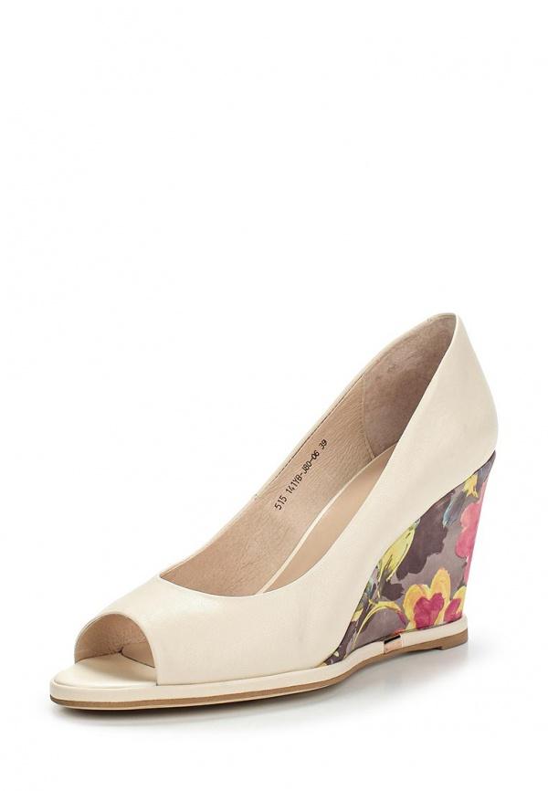 Туфли Francesco Donni P515 141YB-J80-06C40 розовые