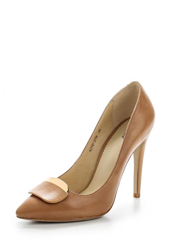 Туфли Lisette X210-27B бежевые