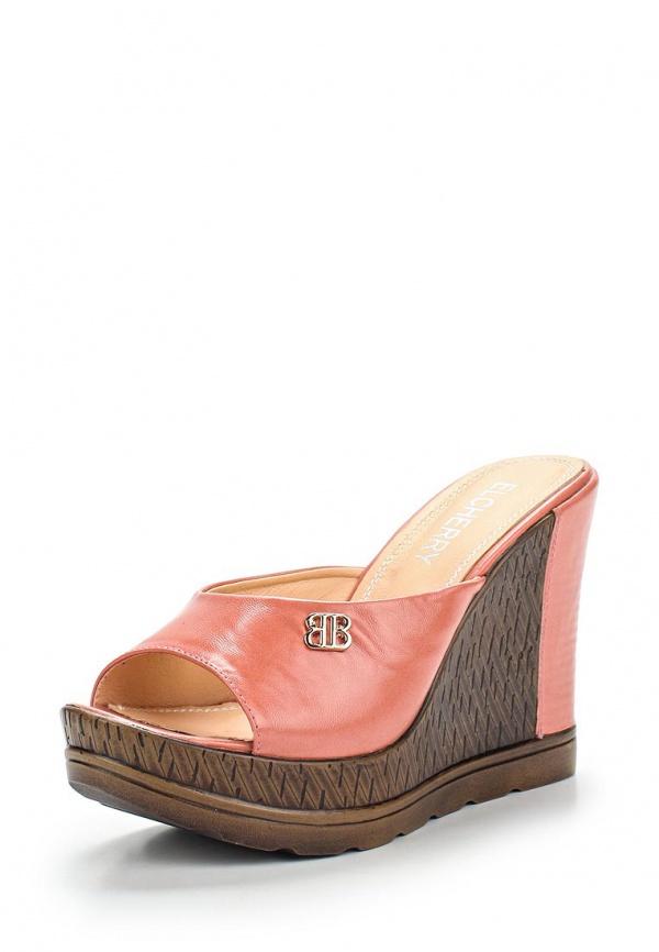 Сабо Elche BW-S458012P розовые