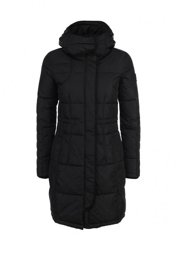 Куртка утепленная Calvin Klein Jeans CWL674 N6900 чёрные