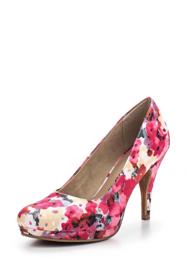 Туфли Tamaris 1-1-22407-24-911 розовые