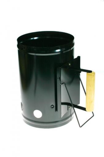 Наборы для гриля Красный куб Емкость для розжига угля