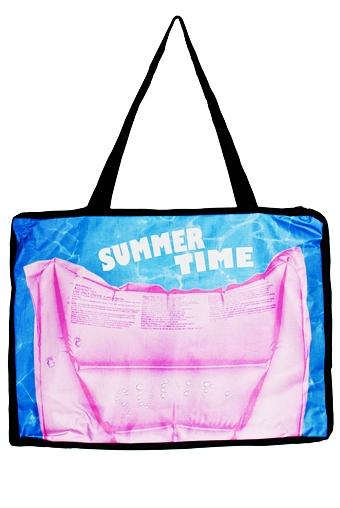 """Сумки и рюкзаки Красный куб Коврик-сумка пляжный """"По волнам"""""""