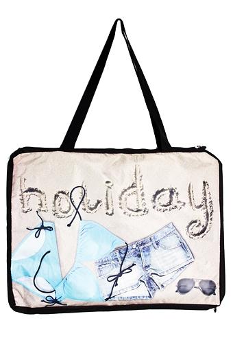 """Сумки и рюкзаки Красный куб Коврик-сумка пляжный """"Пляж"""""""