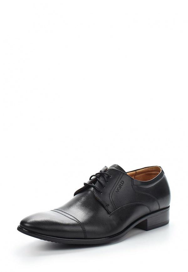 Туфли Nord 6997/B999 чёрные