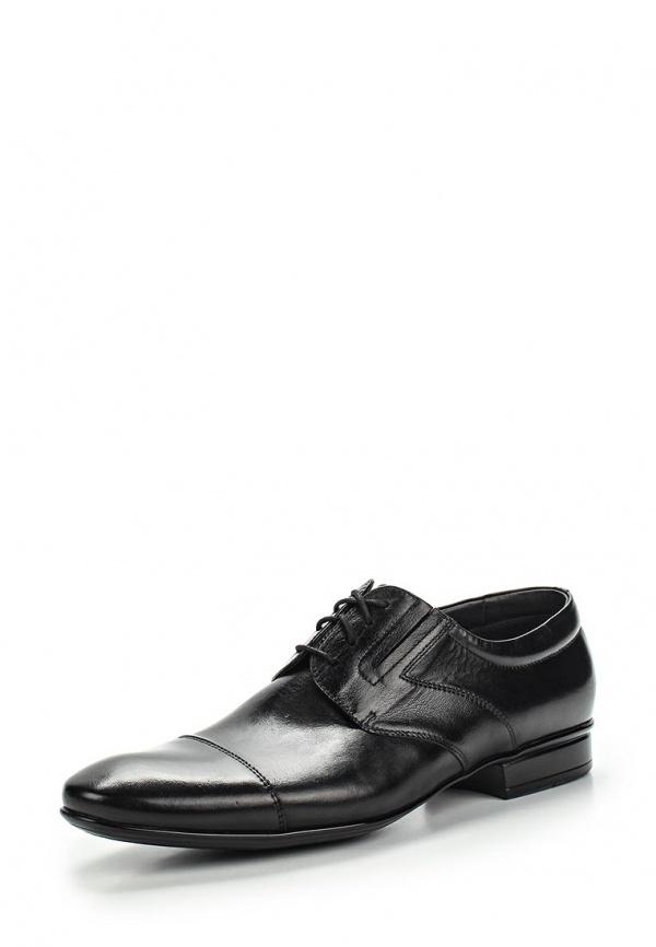 Туфли Nord 8316/B999 чёрные