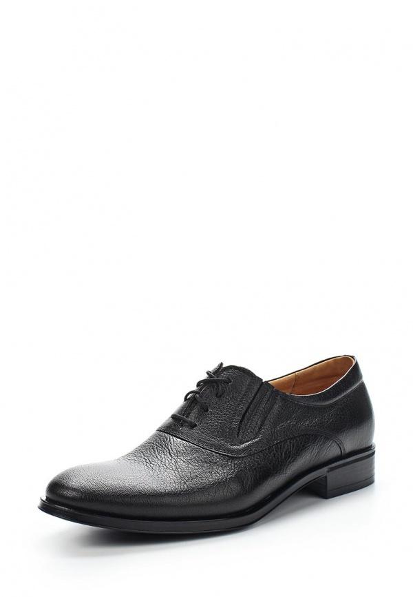 Туфли Nord 8328/B289 чёрные
