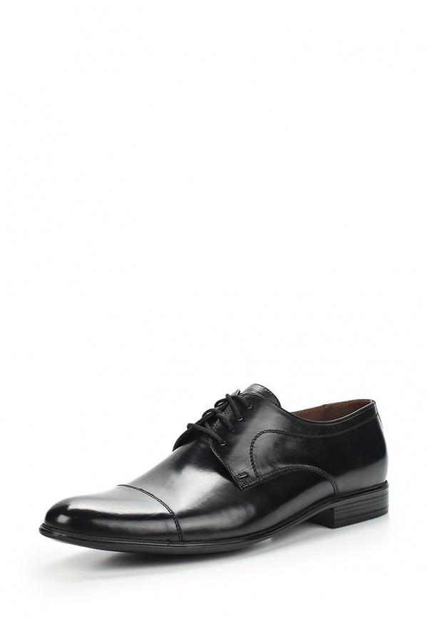 Туфли Nord 8357/B999 чёрные