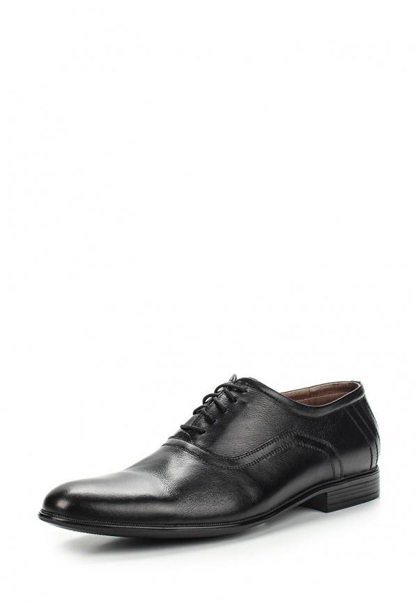 Туфли Nord 8383/B999 чёрные