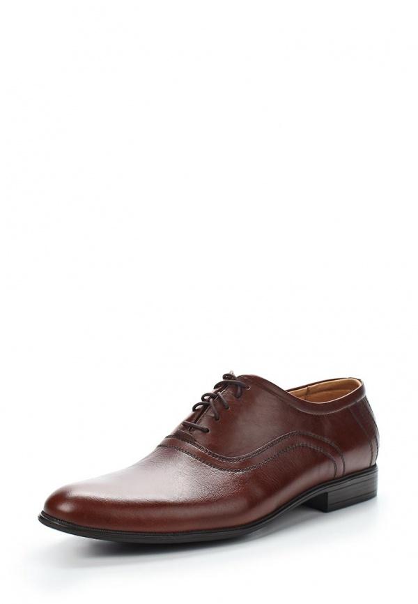Туфли Nord 8383/V682 коричневые