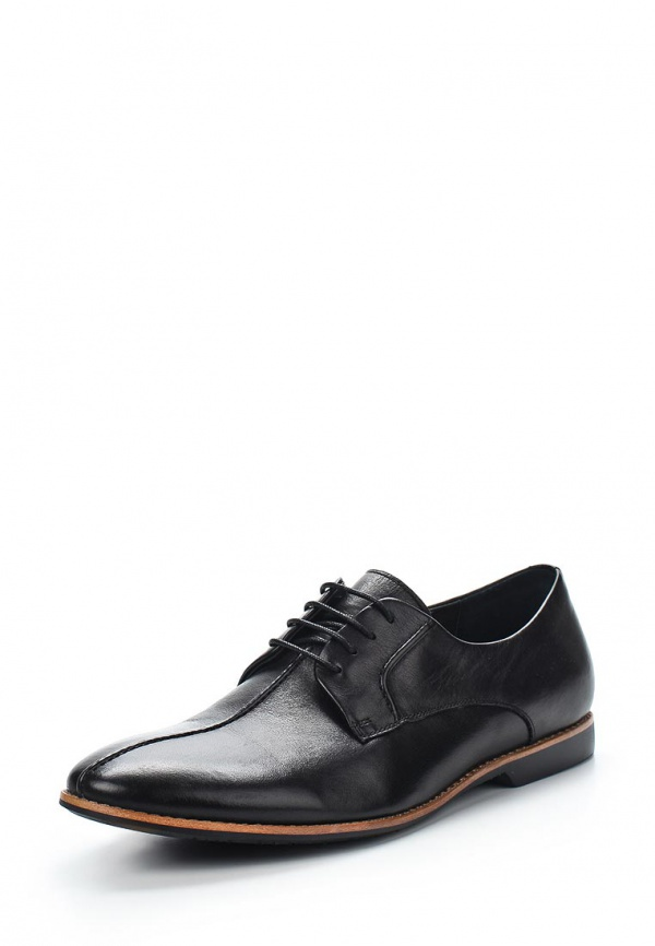 Туфли Terra Impossa 111901 чёрные