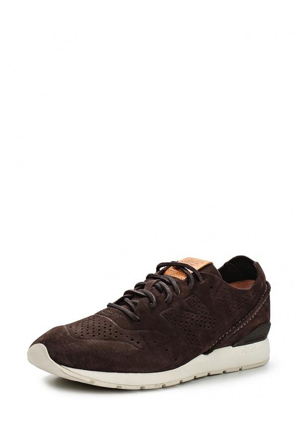Кроссовки New Balance MRL996DA коричневые