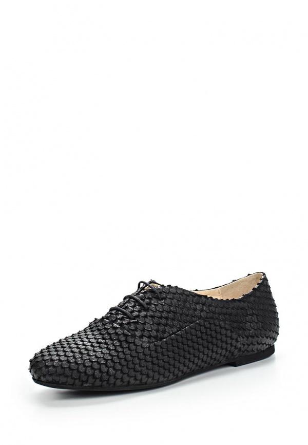 Ботинки Eden 41 611 CIM MORGAN чёрные