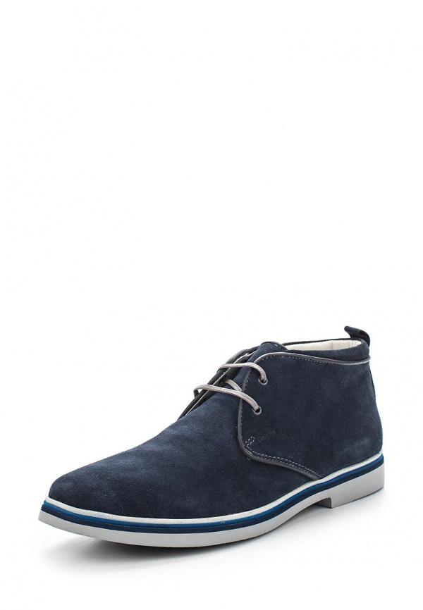 Ботинки Geox U52R9C синие