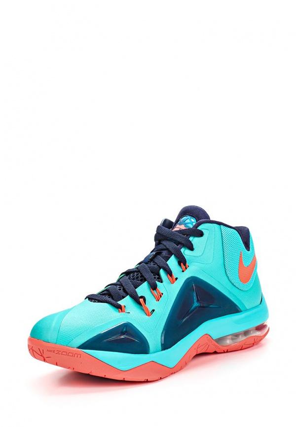 Кроссовки Nike 705269-484 бирюзовые