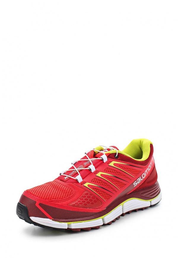 Кроссовки Salomon L37078800 красные