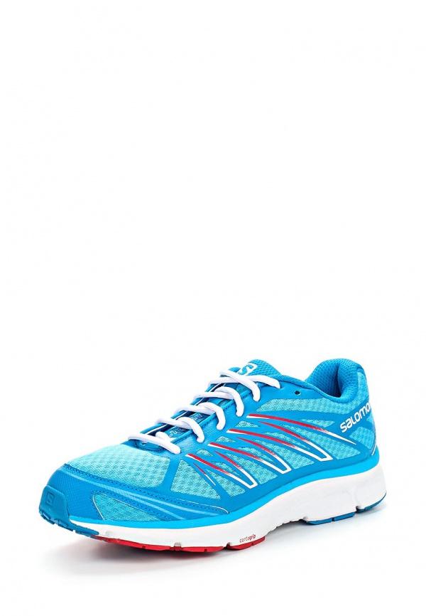 Кроссовки Salomon L37319600 синие