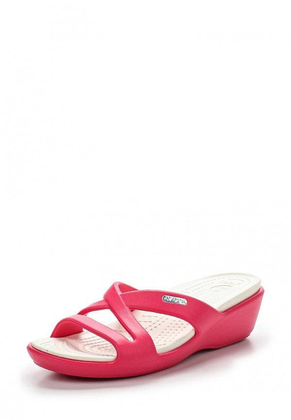 Сабо Crocs 11661-6GM розовые