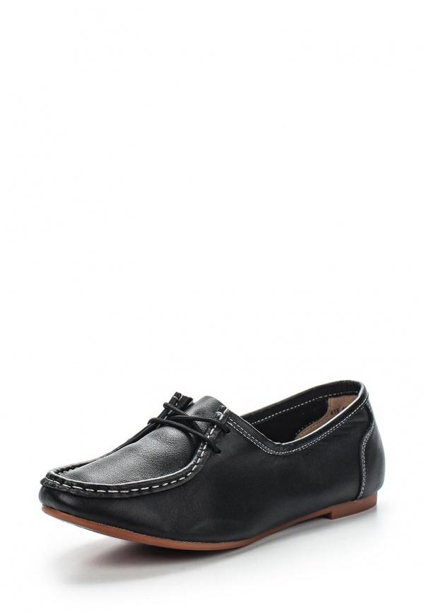 Ботинки Francesco Donni P416 419SS-S95-02C07 чёрные