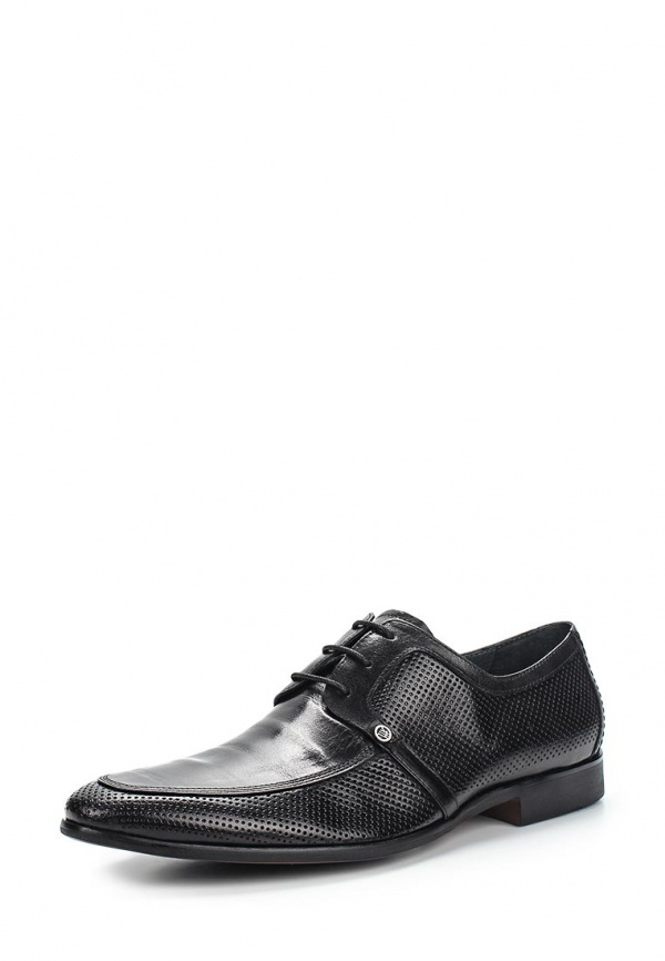 Туфли Vera Victoria Vito CM-2K1809-K01 чёрные