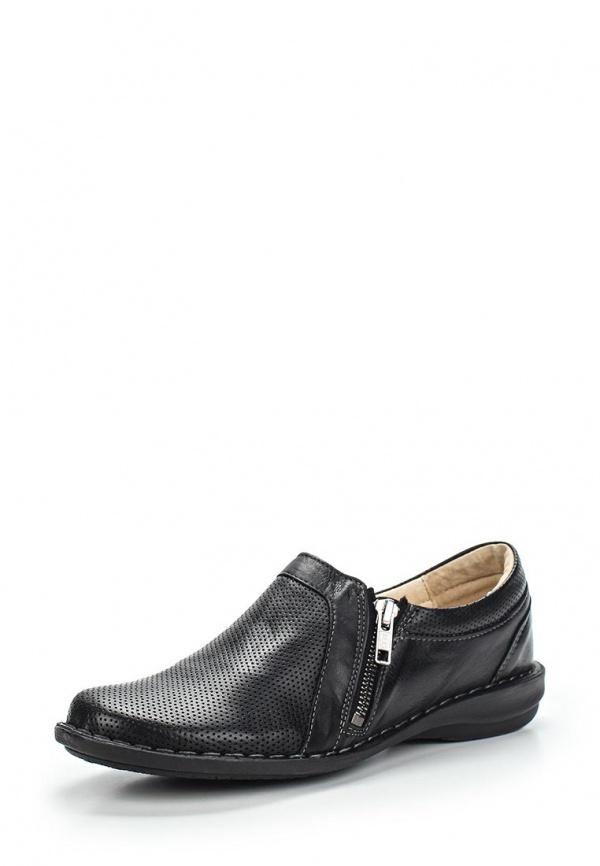 Ботинки Francesco Donni P415 PT0IB-F37-02C07 чёрные