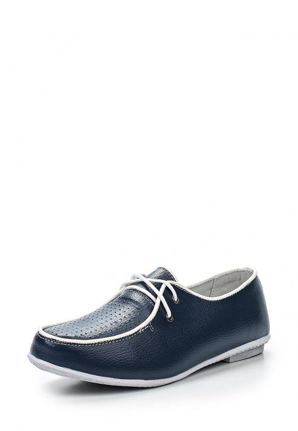 Ботинки Francesco Donni P415 423HB-T62-08C07 синие